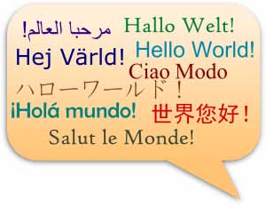 Hello-World-In-Several-Languages